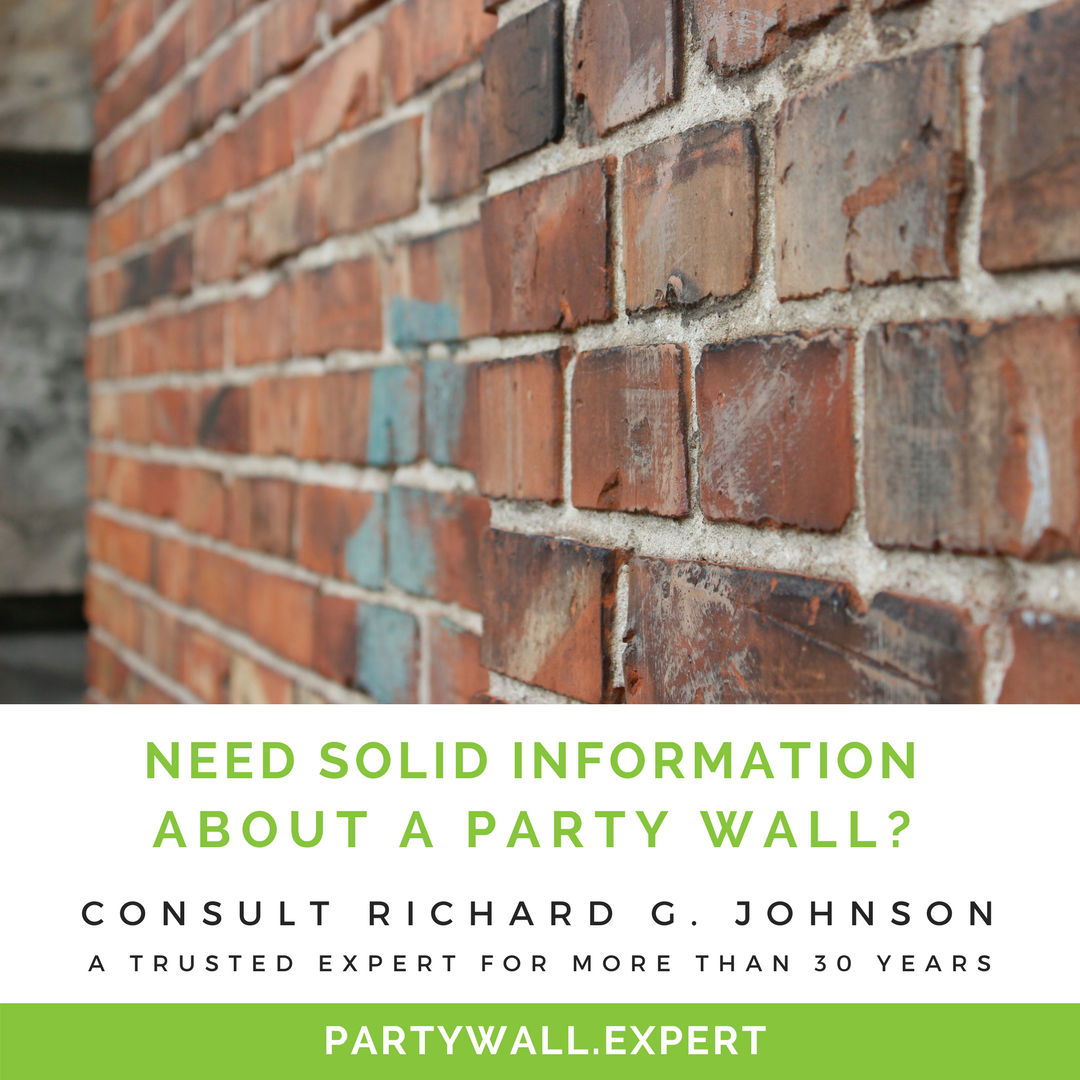 Party Wall Experts Fixed Fee Manchestercheshirelondon